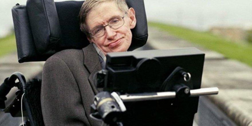 Stephen Hawking'den Yeni Bir Virüs Uyarısı mı?