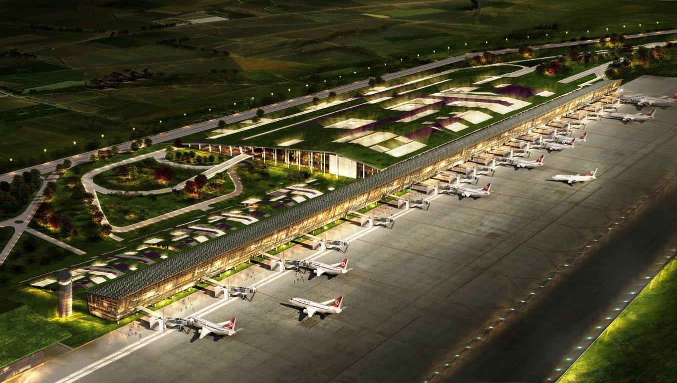 7 bakan eskiten Çukurova Havalimanı Deli Dumrul'a havale