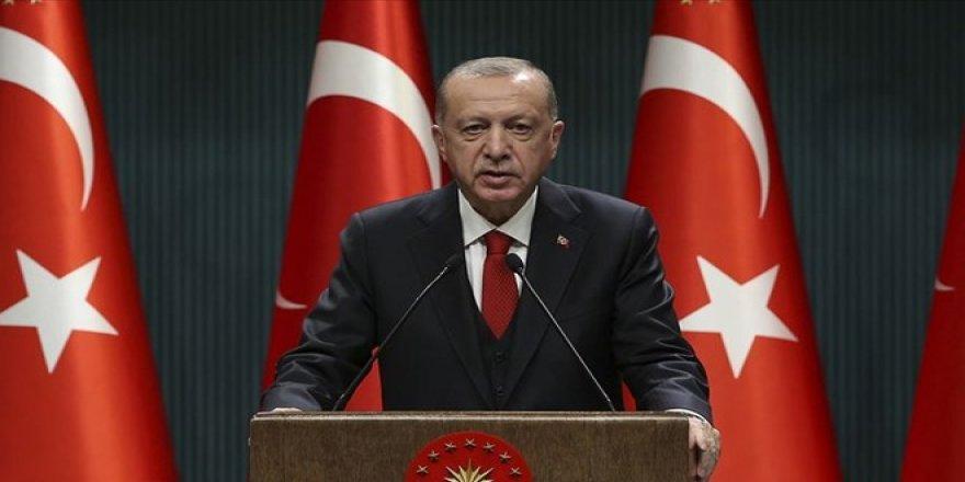 """Erdoğan: """"Kontrolden çıkarsa daha büyük problemler çıkar"""""""