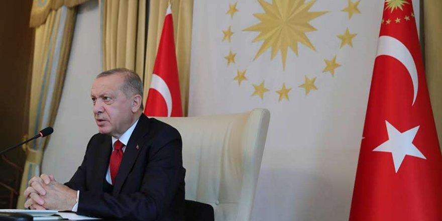 Erdoğan'dan G-20 Liderler Zirvesi için Araplara mesaj...