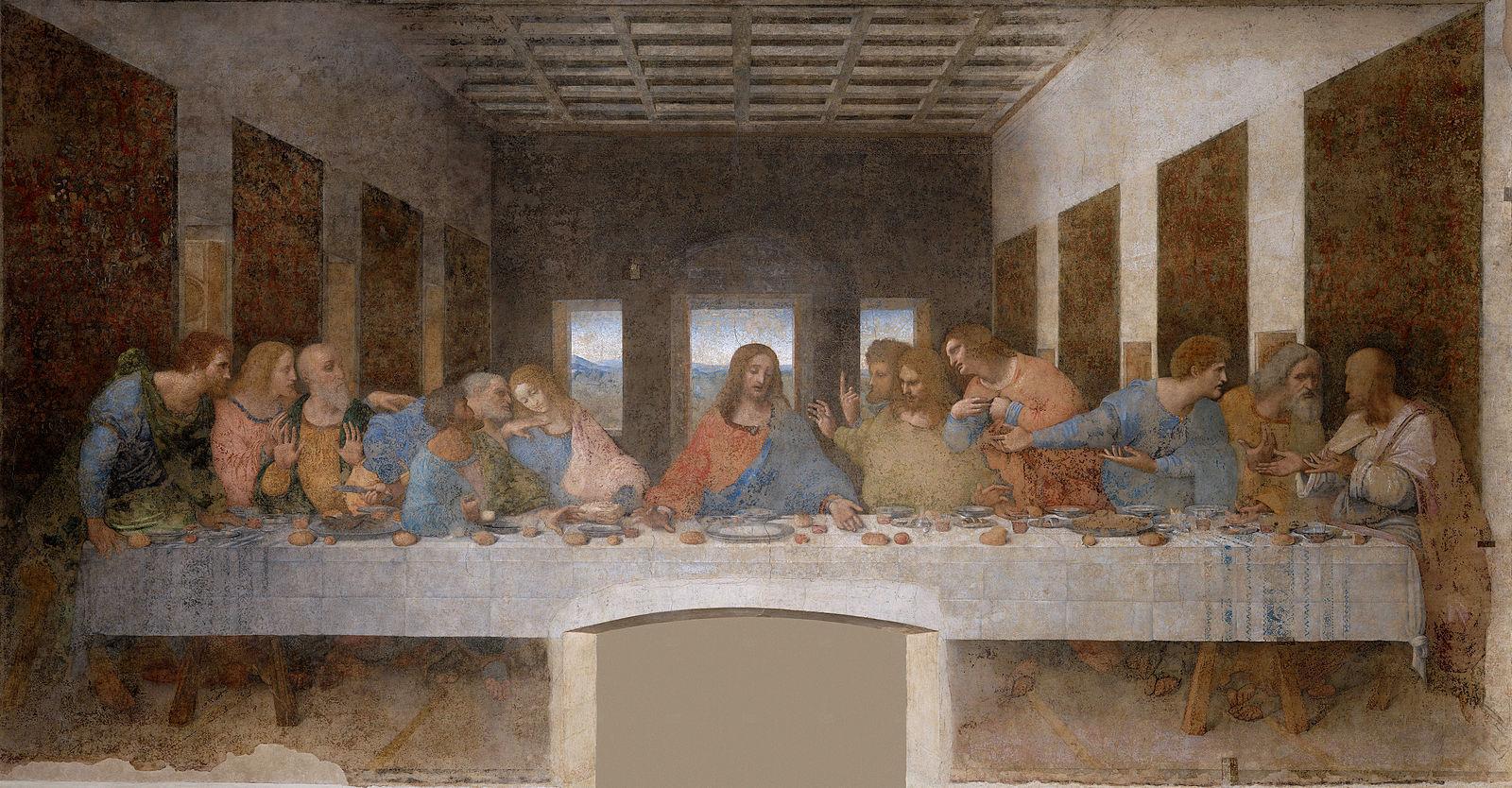 'Son Akşam Yemeği' tablosunun sırları