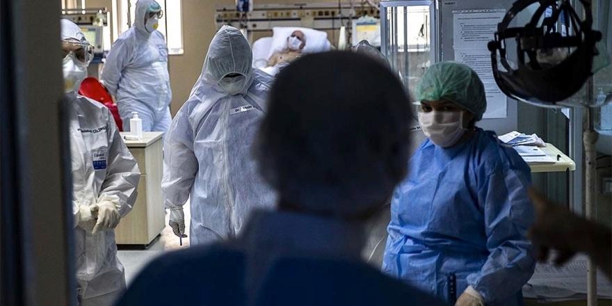 Yeni Hasta Sayısında Rekor Artış