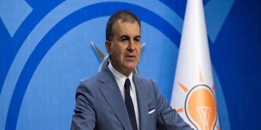 Ak Parti Sözcüsü Ömer Çelik: Samsun İl Başkanı Hakan Karaduman açığa alındı