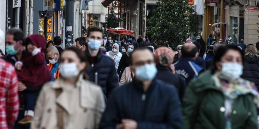 Türkiye'de Son 24 Saatte 6 Bin 713 Kişiye Hastalık Tanısı Konuldu