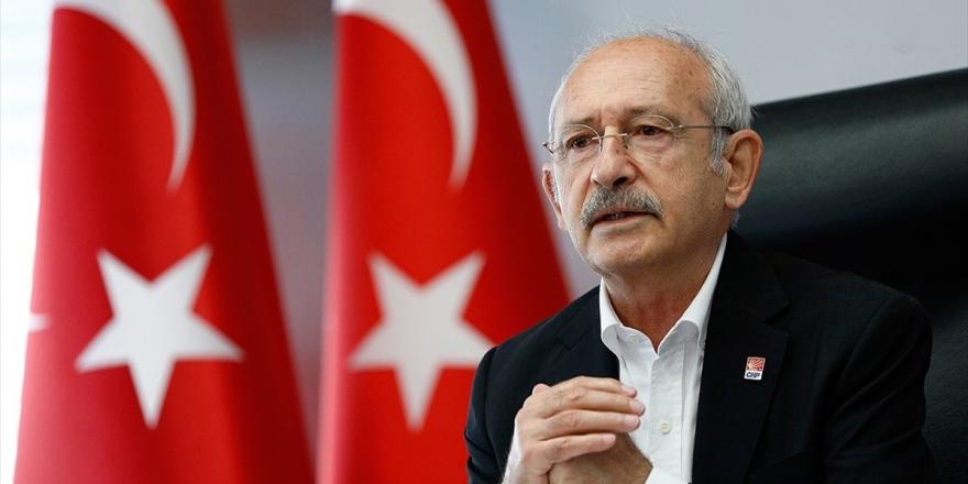 CHP Genel Başkanı Kılıçdaroğlu: Öğretmenleri Baş Tacı Yapmayan Bir Toplumun Geleceği Yoktur