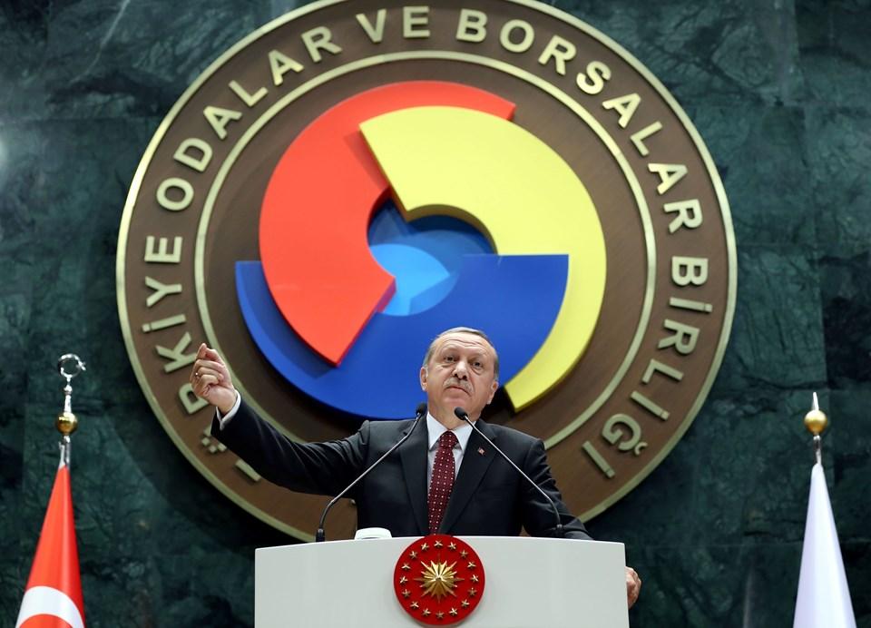 """""""İş dünyası artık Erdoğan'a 'İş adamları yatırım yapmaktan korkuyor' diyebiliyor"""""""
