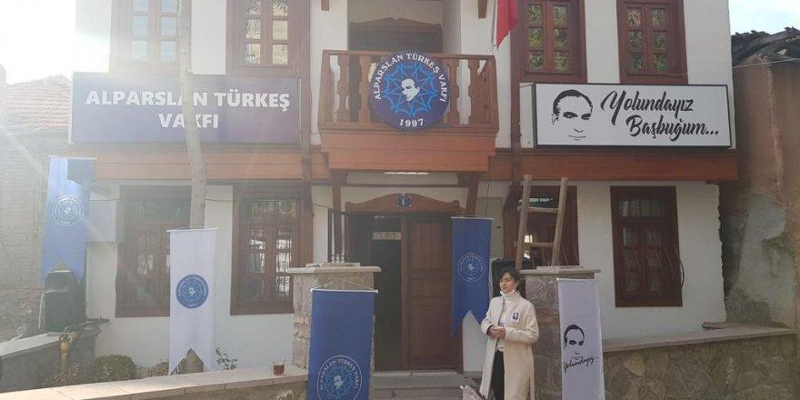 Alparslan Türkeş Vakfı Yeni Hizmet Binasında