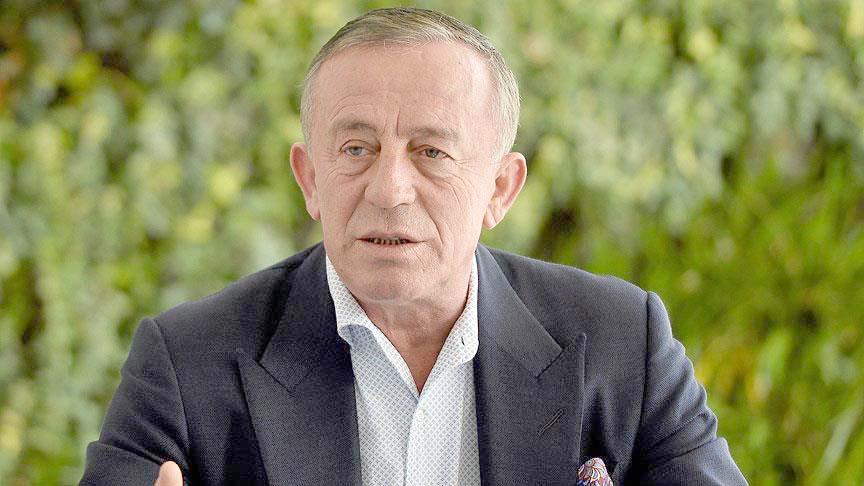 Ali Ağaoğlu koronavirüse yakalandı