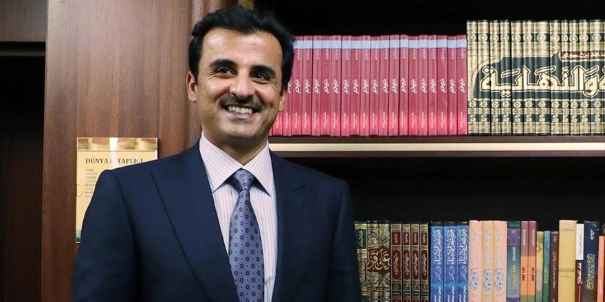 Katar Emiri Al Sani: Ankara'da Katar-Türkiye Ortaklığı Konusunda Başarılı Bir Görüşme Turu Gerçekleştirdim