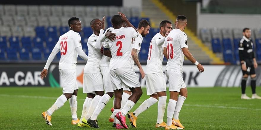 Demir Grup Sivasspor, Avrupa'da İkinci Galibiyetini Aldı