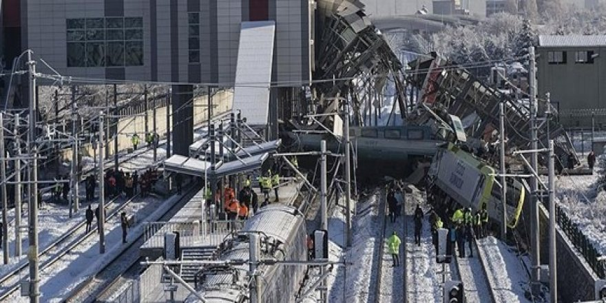 Ankara'daki tren kazasına ilişkin ses kayıtları soruşturma dosyasına girdi