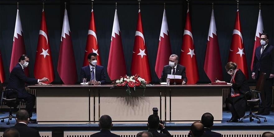 Türkiye İle Katar İş Dünyası Arasında Köprü Kurulacak