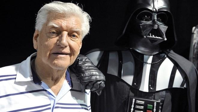 Yıldız Savaşları'nın Darth Vader'ı David Prowse hayatını kaybetti