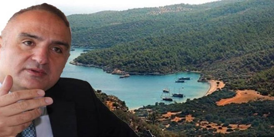 Patron Bakan Kendi Şirketine Baktı: Kissebükü'nü kendi oteli için imara açtı!