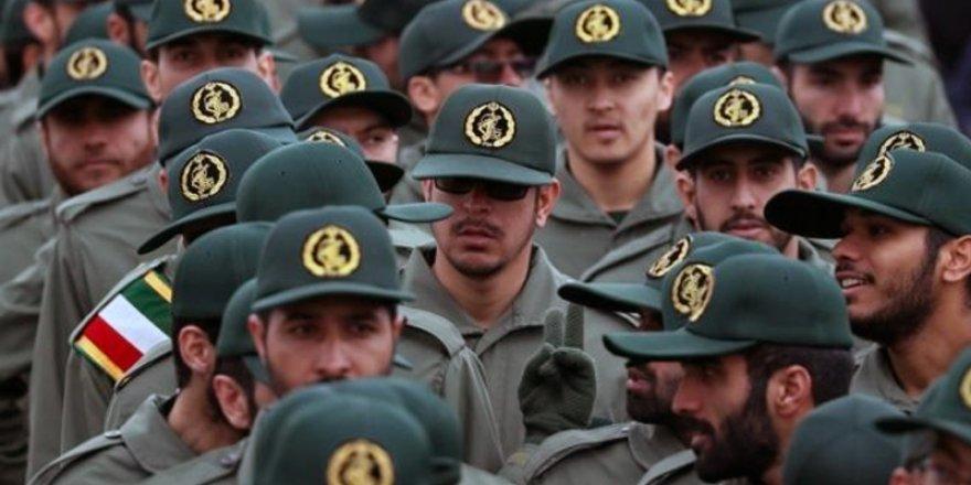 İran Devrim Muhafızı Öldürüldü