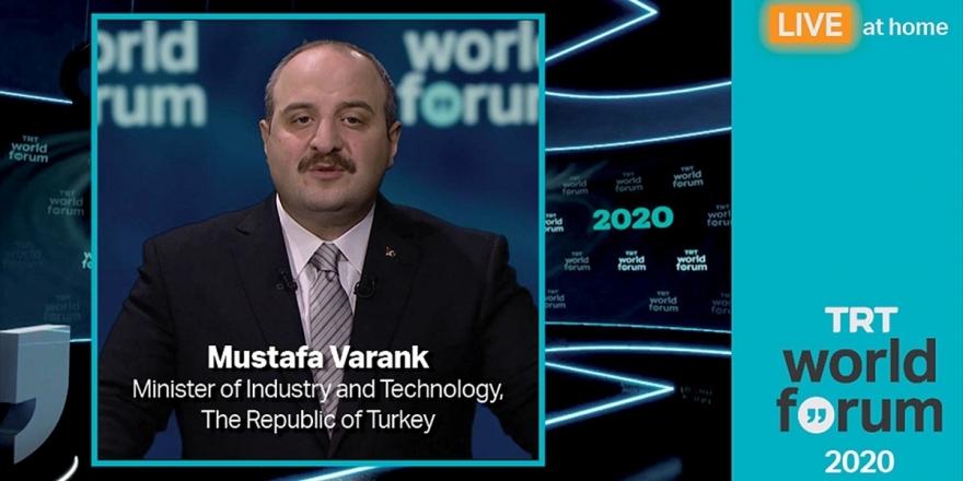 Bakan Varank'tan Yabancı Araştırmacı Ve İş İnsanlarına Çağrı: Kapılarımız Her Zaman Açık
