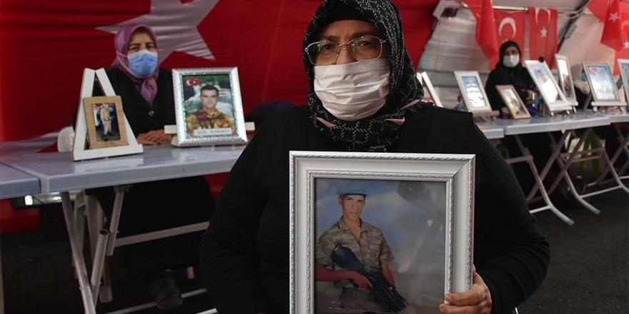 Diyarbakır Annelerinden Altıntaş: Pkk'dan, Hdp'den Oğlumu İstiyorum