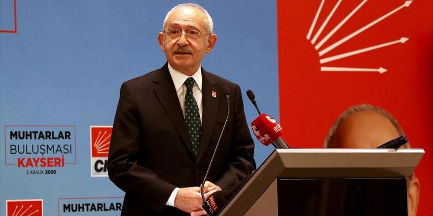 Chp Genel Başkanı Kılıçdaroğlu: Yeni Bir Siyaset Anlayışı Getirmek İstiyorum