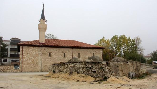 500 yıllık tarihi hamam yeniden ayağa kaldırılacak