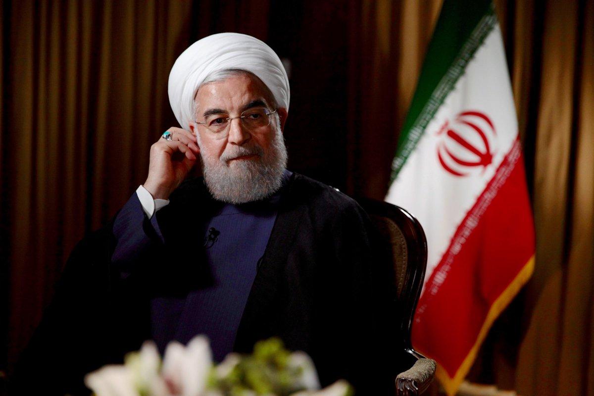 Ruhani'den Nükleer Denetim Yasasına Ret