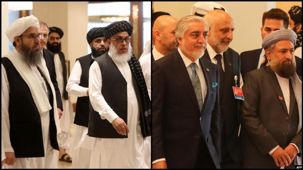 Afgan Hükümeti ve Taleban Yol Haritasında Anlaştı