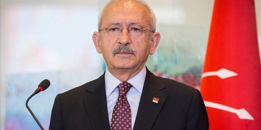 Kılıçdaroğlu: Biz Katar'ın Beslemesi miyiz?