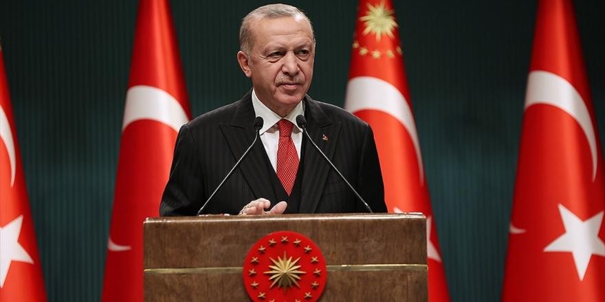 Erdoğan'dan Koronavirüs İçin İşbirliği Çağrısı