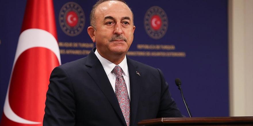 Dışişleri Bakanı Çavuşoğlu: Türkiye Agit'in Çalışmalarına Katkı Sunmaya Devam Edecek