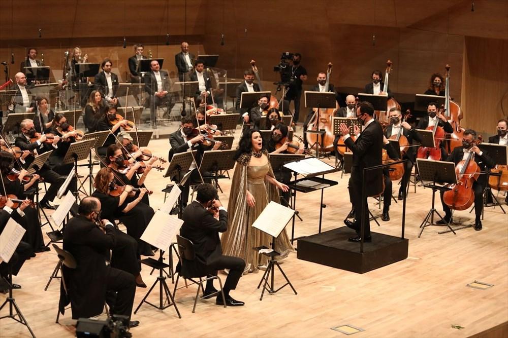 Cumhurbaşkanlığı Senfoni Orkestrası yeni bina açılış konseri