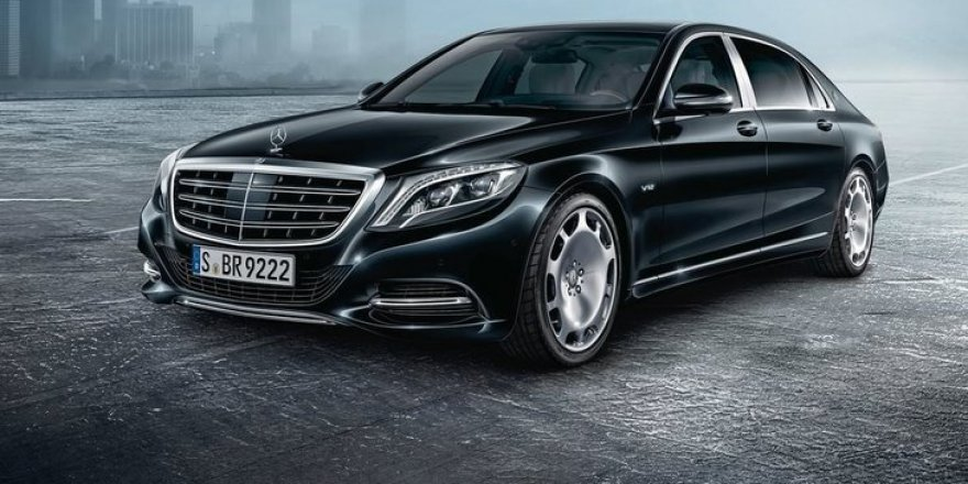 Meclis'in Araç Filosuna Zırhlı Mercedes