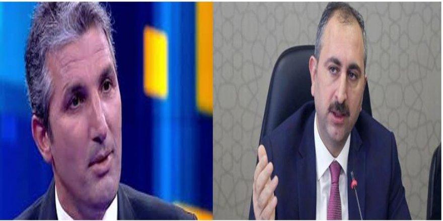 Nedim Şener'den Adalet Bakanı'na soru: Emin misiniz?