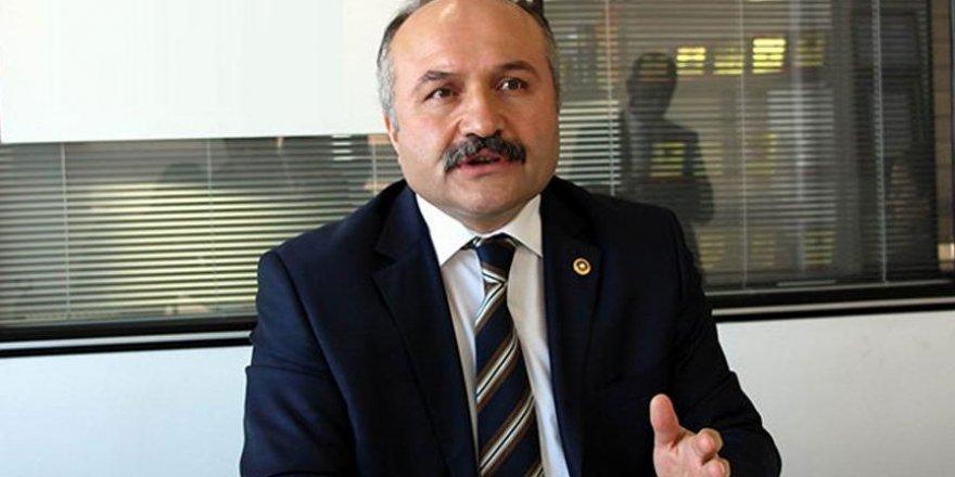 Disipline sevk edilen MHP'li Usta: İttifaka zarar verecek beyanatta bulunmadım