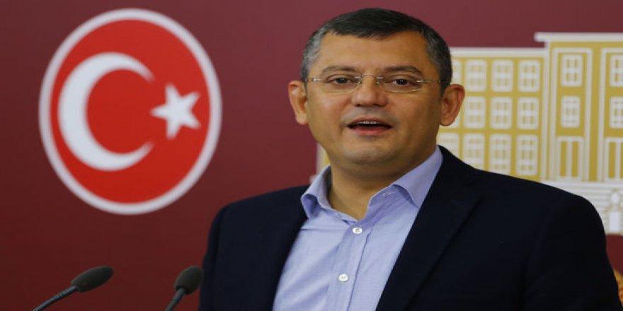 Özgür Özel: Binali Yıldırım kazanırsa belediye başkanı olmayacak
