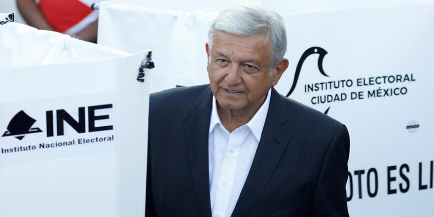 Meksika'nın yeni Devlet Başkanı Lopez Obrador