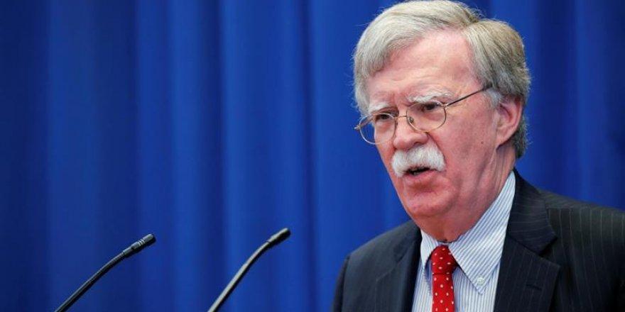 Bolton: Umarım Türkiye ile görüşmeler iki taraf için de kabul edilebilir sonuçlar doğurur