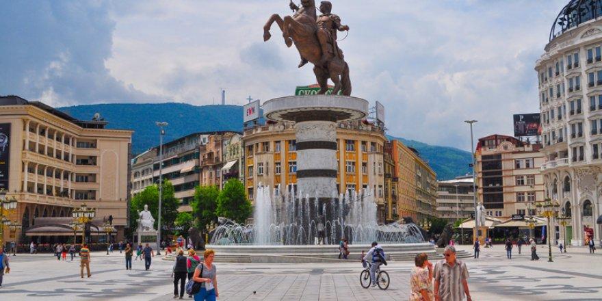 Makedonya'nın adı Kuzey Makedonya Cumhuriyeti olarak değişti