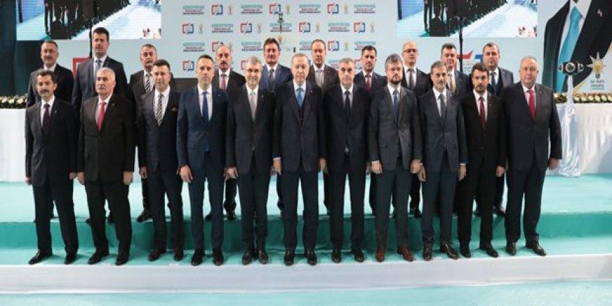 Cumhurbaşkanı Erdoğan, AK Parti'nin Sakarya adaylarını açıkladı