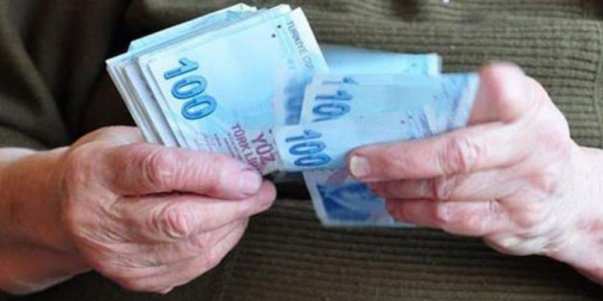 Emekli maaşı hesaplama: SSK ve Bağkur emeklileri zamlı maaçları kaç lira oldu?
