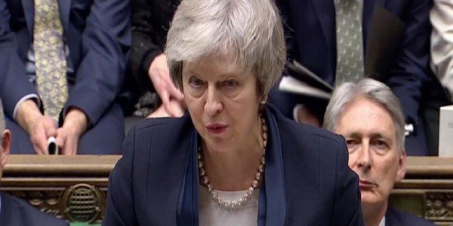 """İngiltere parlamentosu Brexit Anlaşması'na """"Hayır"""" dedi"""