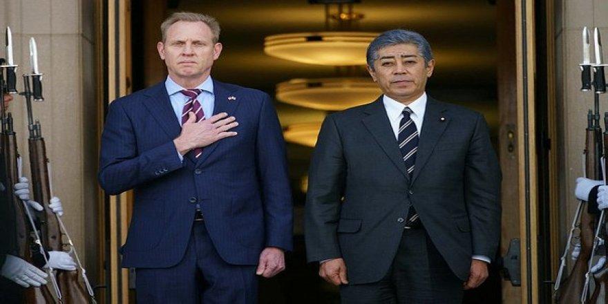 Japonya ve ABD Çin'e karşı anlaştı.