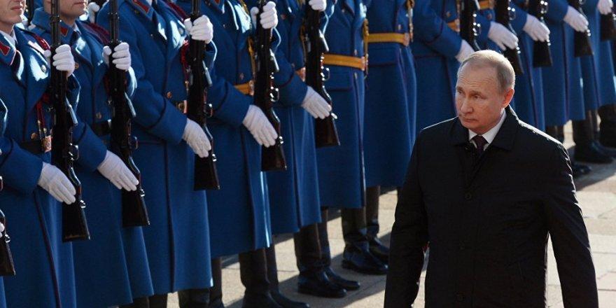 Putin: Rusya Türk Akımı'nın Sırbistan üzerinden Avrupa ülkelerine devamı için 1.4 milyar dolar yatırmaya hazır