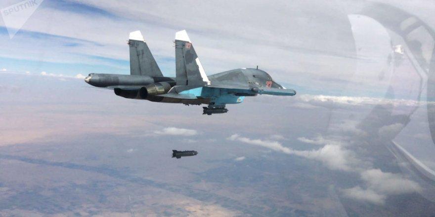 Rusya'da 2 Su-34 uçağı çarpıştı