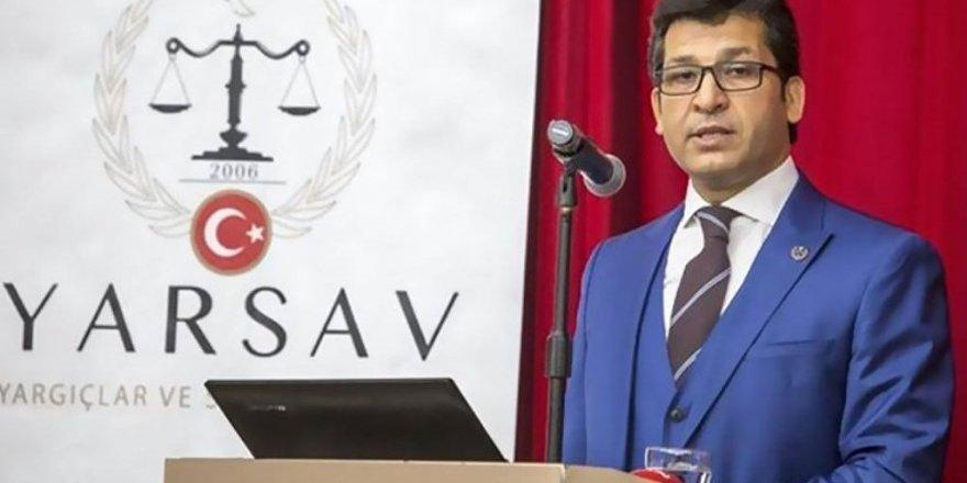 Eski YARSAV Başkanı Arslan'a 10 yıl hapis cezası