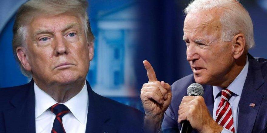 Trump, yerini bıraktığı Biden için Oval Ofis'e not bıraktı