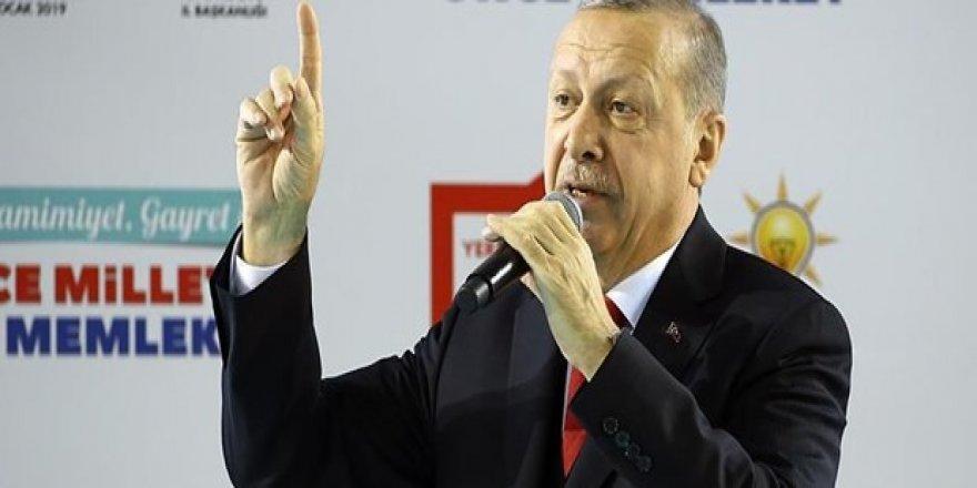 Erdoğan: 2019'dan 2023'e kesintisiz bir kutlama planlıyoruz