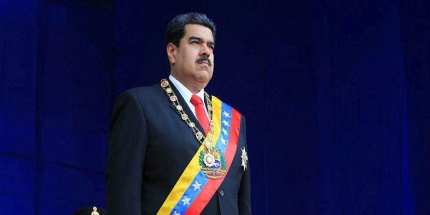 Venezuela'da Nicolas Maduro'yu devirmek için darbe girişimi