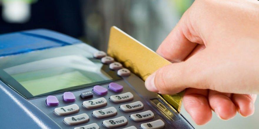 2018 yılında kartlı ödemeler arttı