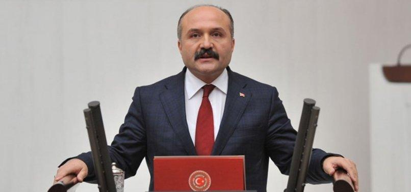 İyi Partili Erhan Usta: Cumhurbaşkanı yanıltılıyor; böyle bir ekonominin nasıl direnci artmıştır?