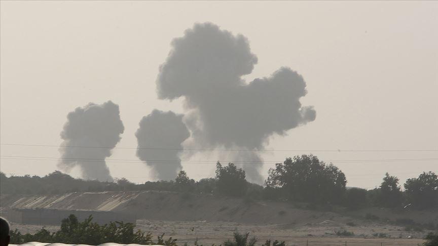 'İsrail, Suriye'de düzenlediği saldırıların istihbaratını ABD'den aldı'