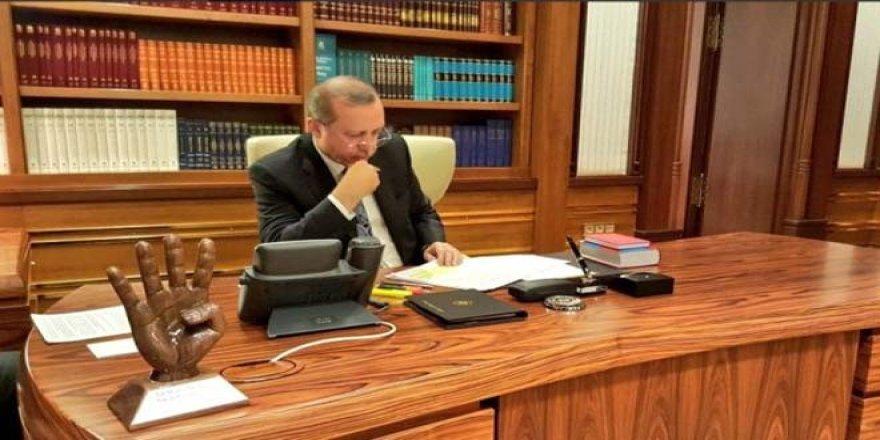 """Erdoğan'ın masasına konan rapor """"kriz var"""" diyor"""